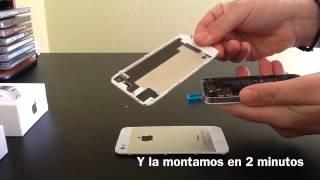 Transformando 4s en iPhone 5