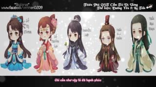 Thiên Phú | OST Cẩm Tú Vị Ương [ HD Chibi+Việtsub ]