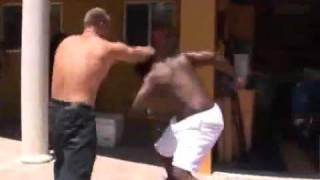 Kimbo Slice vs. Adryan