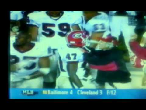 1996 UGA rolls through Starkville