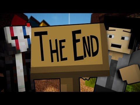 Minecraft The Purge - THE END! (Finale)...