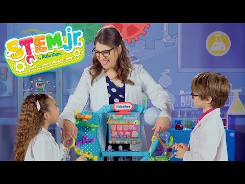 STEM Jr. by Little Tikes | Mayim Bialik's Favorite Wonder Lab Science Activity
