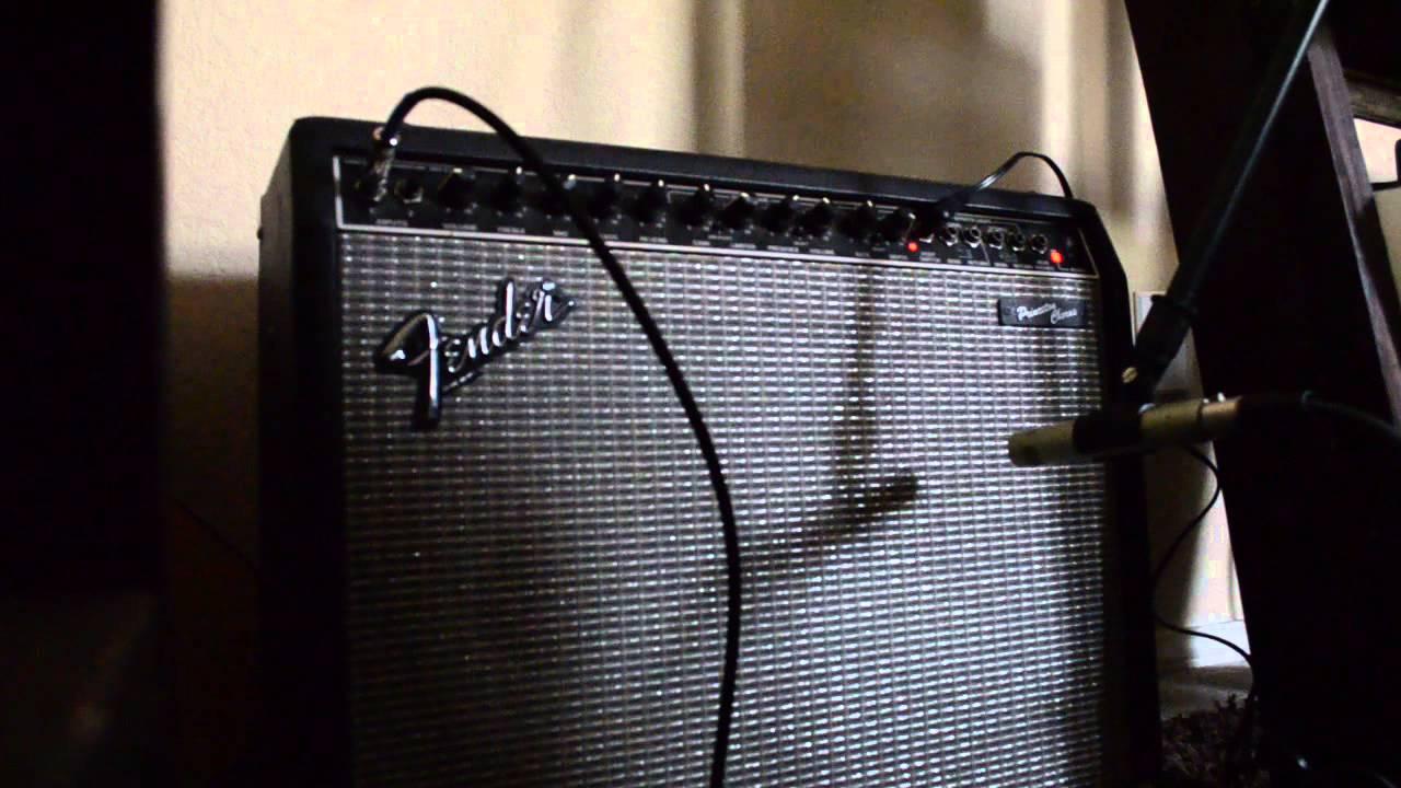 Fender Princeton Chorus Preview