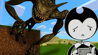 BENDY VS BEAST BENDY! (FINAL BATTLE!) (BATIM Minecraft)