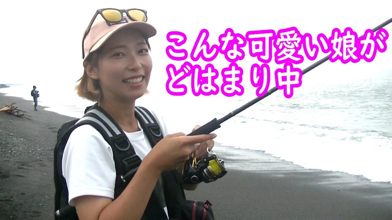 釣りにどはまり中ガールに話しを聞いてみた。【スーパーライトショアジギング】