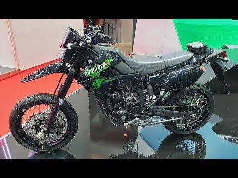 Kawasaki D-Tracker 250 | Black |