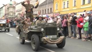 Plzeň v kostce (7.3.-13.3.2016)