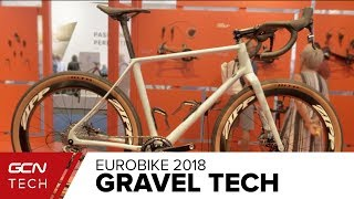 New Gravel And Adventure Cycling Tech At Eurobike 2018