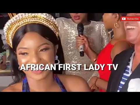 Omg Mercy Johnson Dashed Out Her Wedding Ring On Her Movie Premiere Bash | Must Watch🙄😂