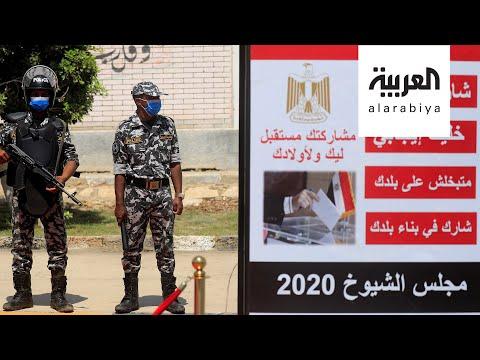 بدء فرز الأصوات في انتخابات مجلس الشيوخ المصري  - نشر قبل 2 ساعة