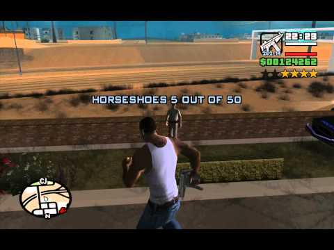 Starter Save - Part 6 - The Chain Game - GTA San Andreas PC - complete walkthrough -achieving ??.??%