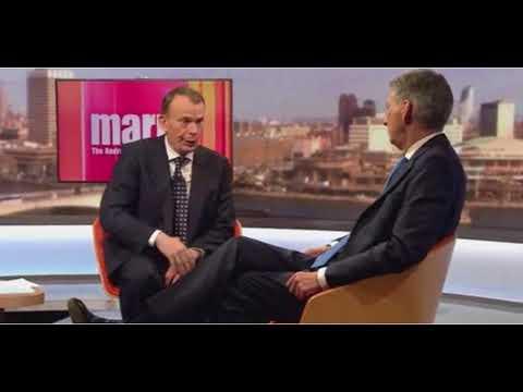 Marr Show - Philip Hammond Interview