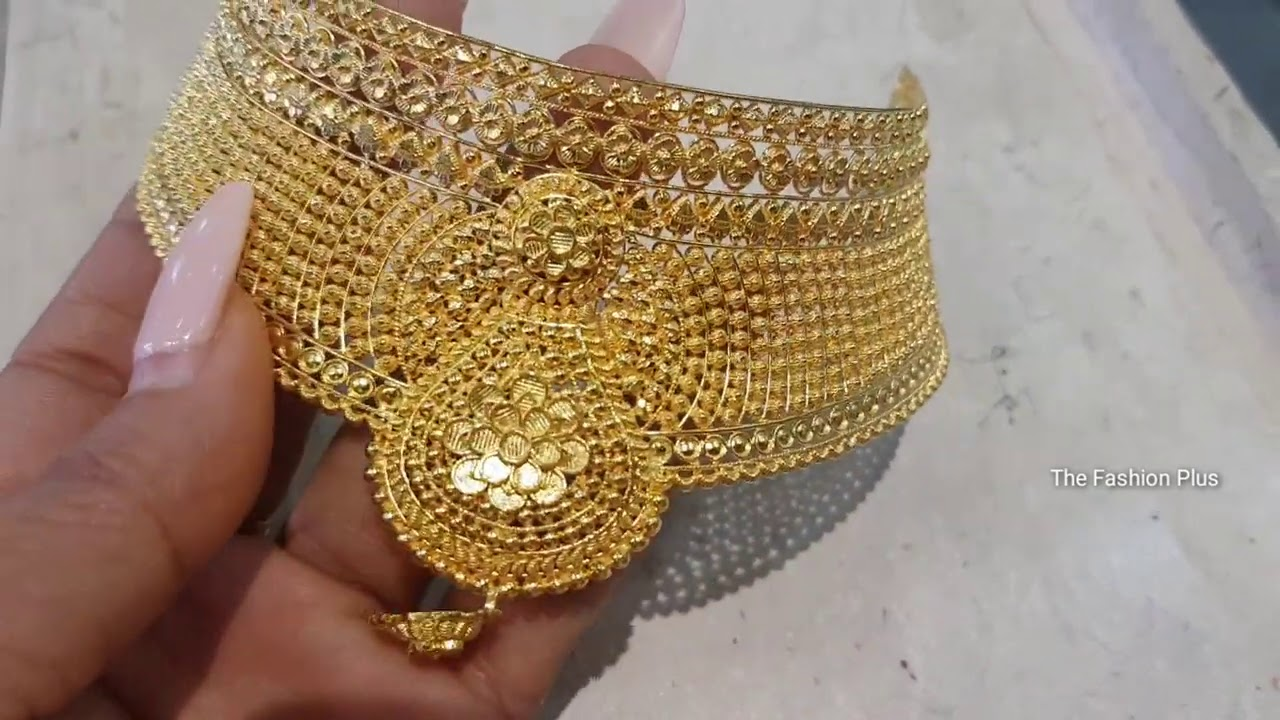 Bliss Jewellers Gold Ornament Collection with Weight and Price