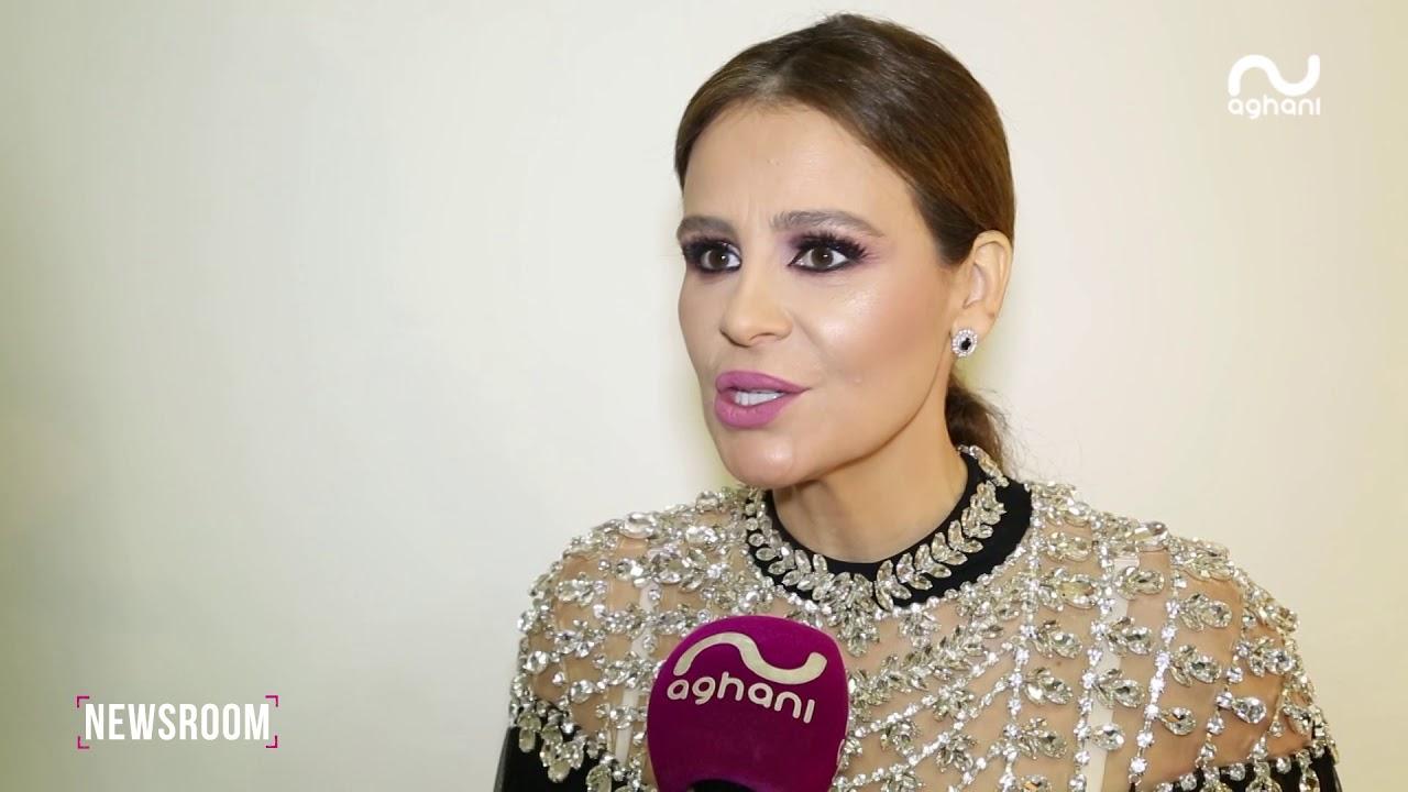 أغاني أغاني تواكب كواليس حفل كارول سماحة في كازينو لبنان وهذا ما قالته عن فيلمها المنتظر!