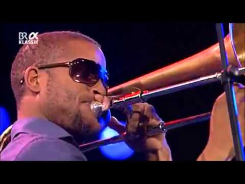 Trombone Shorty & Orleans Avenue - Backatown live in Jazzwoche Burghausen