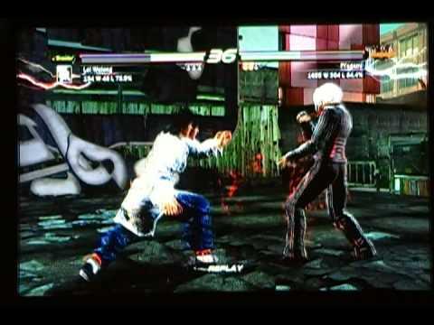Lei Wulong (SouthShallRise) Vs Lars (FYagami) Tekken 6 Video 105