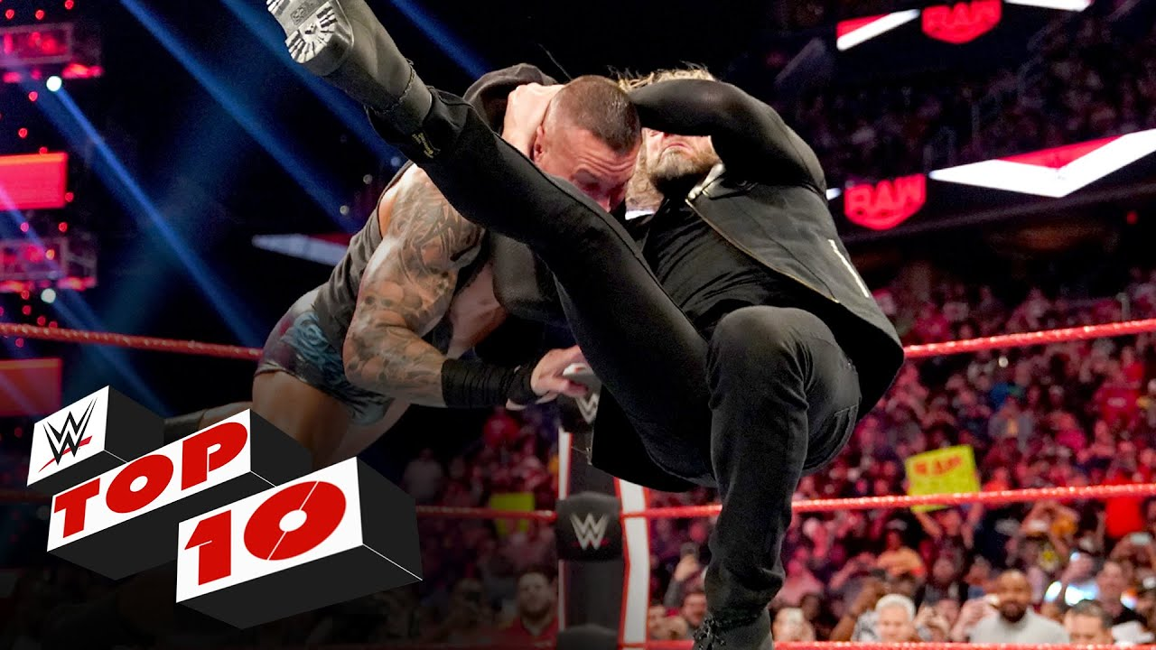 Download Top 10 Raw moments: WWE Top 10, March 9, 2020