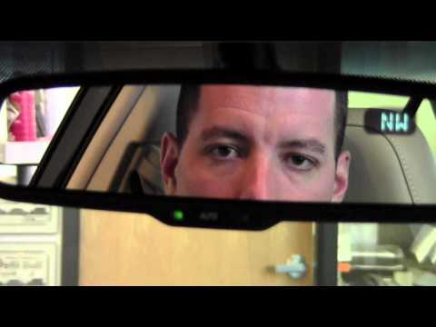 2012 | Toyota | Camry | Auto Dimming Rear View Mirror | How To By Toyota City Minneapolis MN