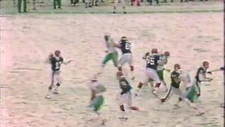 Andre Reed 2nd Touchdown - 1990 AFC Divisional Playoffs, Bills vs. Dolphins