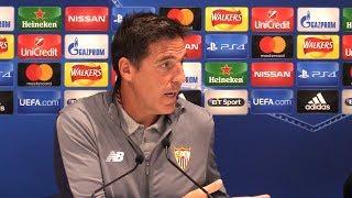 Liverpool 2-2 Sevilla - Eduardo Berizzo Full Post Match Press Conference - Champions League