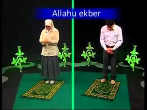 Namaza başlamaq istəyən ilk nə etməlidir ?! Asim abu Salah