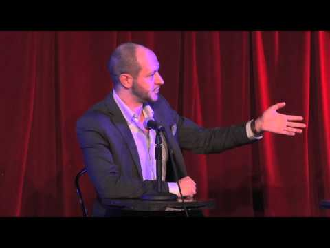 Andy Parsons - The Slacktivist Action Group - Soho Theatre, Oct 2015