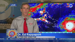 National Hurricane Center Acting Director: Irma Is The Big One