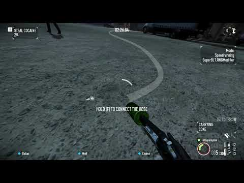 Payday 2 Border Crossing Any Difficulty Speedrun (Former WR: 4:27) |