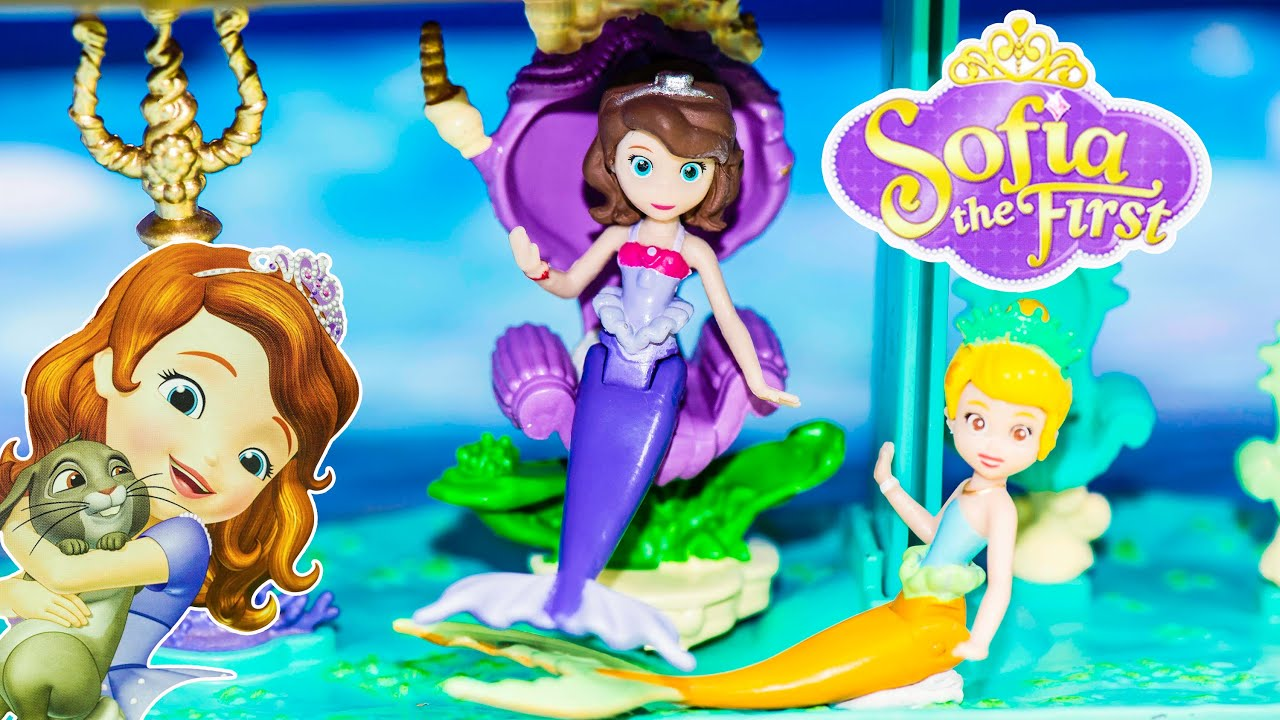 Sofia The First Floating Palace