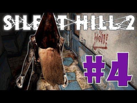 Pyramid Head = ZZ Top Fanboy | Silent Hill 2 #4 | PS2 / PlayStation 2