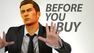 Yakuza 0 - Before You Buy