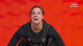 2018 World Weightlifting Championships. women 76kg \ Чемпионат мира женщины до 76кг