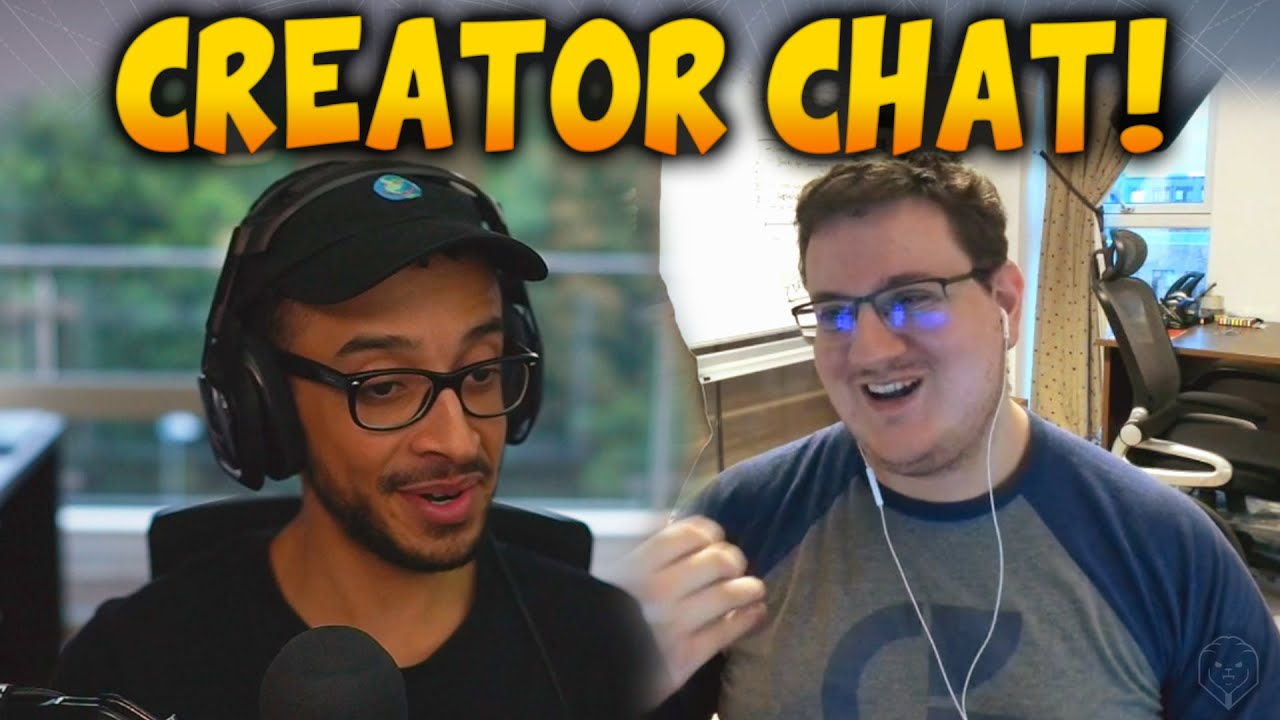 PRINCE ULDREN IS FORGIVEN! - ft. Byf (Creator Chat #2)