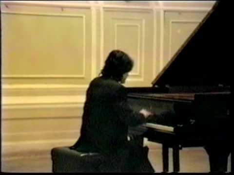 Alexei Sultanov  Liszt Mephisto Waltz #1, St.Petersburg 1989