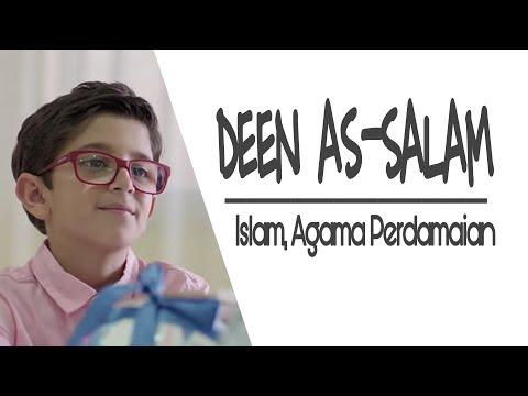 LAGU DEEN ASSALAM ASLI || Islam, Agama Perdamaian (Lirik Arab dan Terjemahan Indonesia) دين السلام