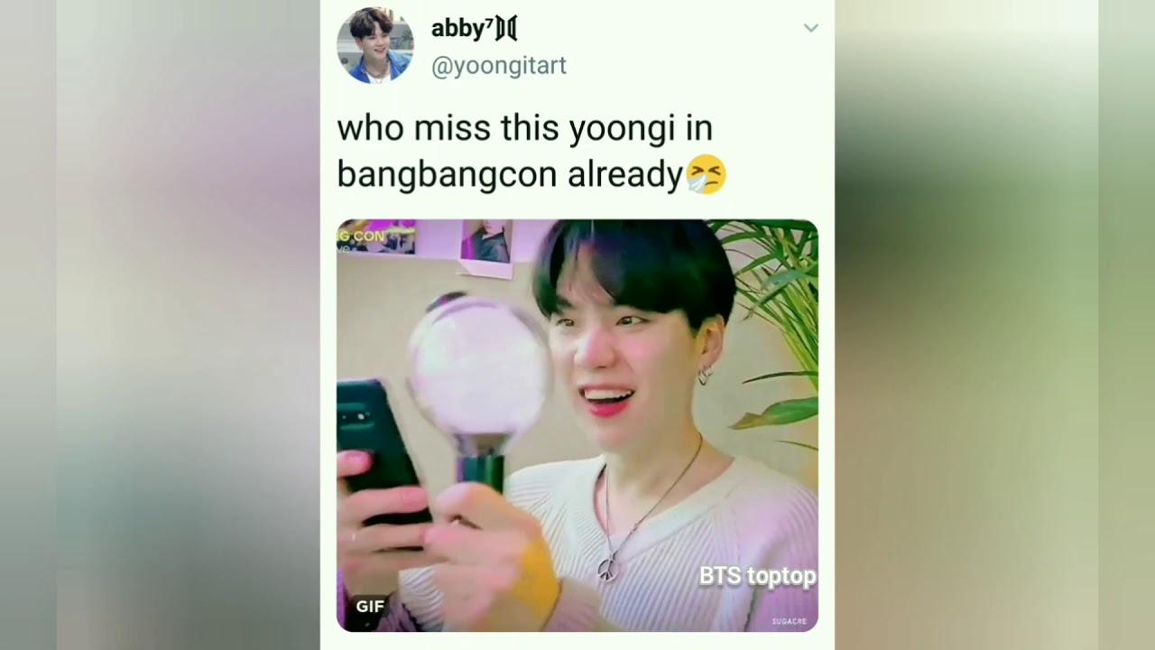 ARMY Tweets – Bang Bang Con The Live 2020