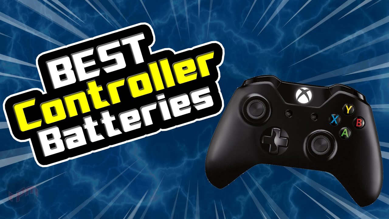 Best Batteries For Xbox Controllers Youtube