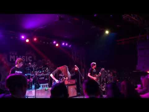 Guard Rail - LIVE at The Music Factory - Battle Creek MI - 1/27/2018