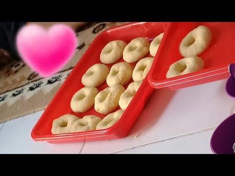cara-membuat-kue-donat