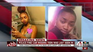 Amber Alert expanded, 15-year-old still missing