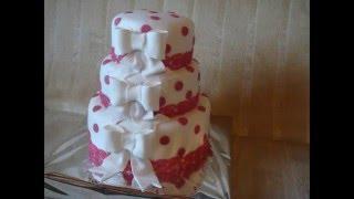 Sweet Birthday Cake Tutorial