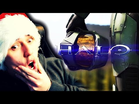 Playstation Guy REACTS to EVERYTHING Halo! Cinematics, Live actions, Trailers and More!!