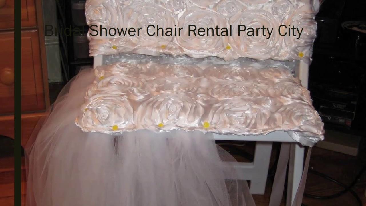 bridal shower chair 99weddingideas
