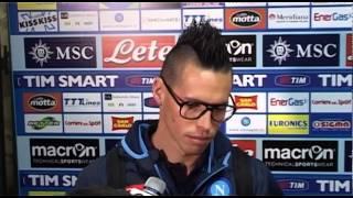 Napoli-Juventus 2-0 - Hamsik (30.03.14)