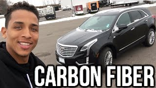 2017 Cadillac XT5 Review!! From A Tall Guys Perspective.. thumbnail