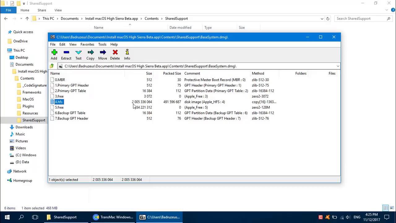 create mac install usb