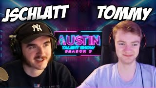 TommyInnit and Jschlatt Funny Moments from AUSTIN TALENT SHOW