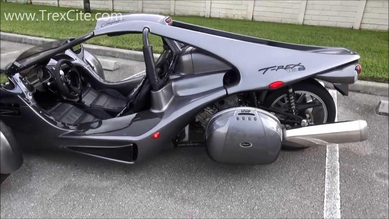 The ALL NEW Trex 16S with BMW 1600cc Motor  wwwTrexCitecom