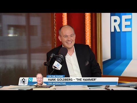 CBS Interactive Hank Goldberg on The Preakness Stakes