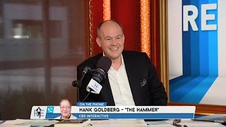 CBS Interactive Hank Goldberg on The Preakness Stakes' Results & More - 5/22/17